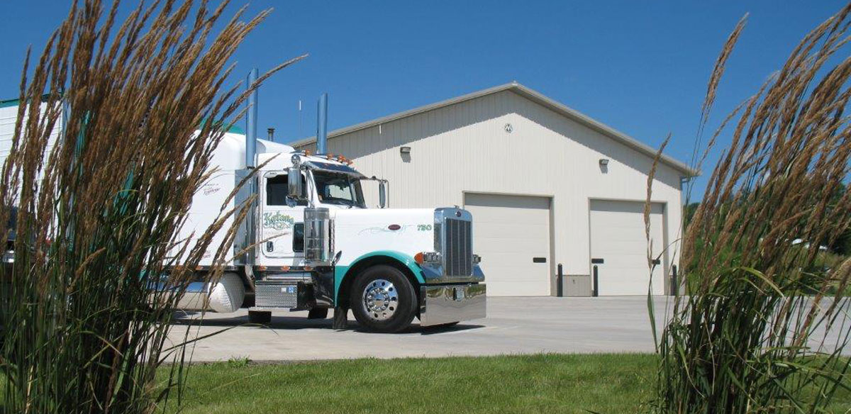 Central Refrigerated Trucking Company Katana, Inc. | Refrigerated Transportation and Logistics